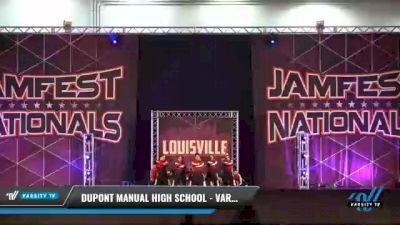 Dupont Manual High School - Varsity Hip Hop [2021 Varsity - Hip Hop Day 1] 2021 JAMfest: Louisville Championship