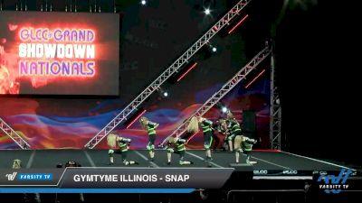 GymTyme Illinois - Snap [2020 L4 Junior Day 1] 2020 GLCC: The Showdown Grand Nationals