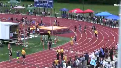 High School Mixed 4x400m Relay Unified, Finals 1