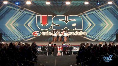 Crescenta Valley High School [2018 Small Varsity Song/Pom Advanced (4-7) Prelims] USA Spirit Nationals