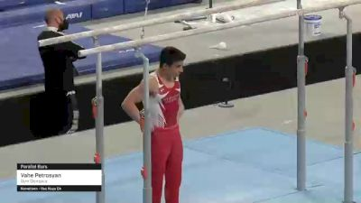 Vahe Petrosyan - Parallel Bars, Gym Olympica - 2021 US Championships