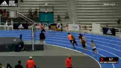 High School Boys' 800m Championship, Heat 3