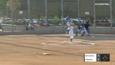 Batbusters vs. Athletics - Field 4