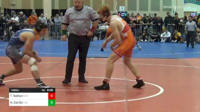 Semifinal - Troy Nation, Buies Creek RTC vs Ryan Garlitz, Terrapin WC