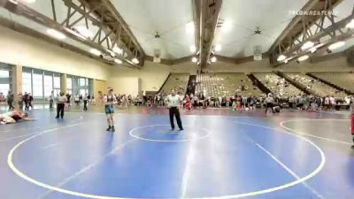 128 lbs Consi Of 8 #2 - Dante Geanoules, Cordoba Trained vs Jonathan Earle, --Other--