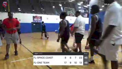 FL-SPACE COAST vs. FL-ONE TEAM - 2021 AAU Boys World Championships (14U/8th Grade)