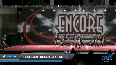 Rockstar Cheer - Van Halen [2021 L4 Senior Coed Day 1] 2021 Encore Championships: Charlotte Area DI & DII