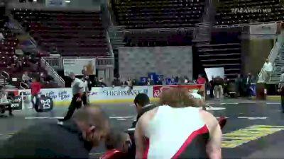 152 lbs Quarterfinal - Rocco Welsh, Waynesburg vs Chase Barlow, Strath Haven