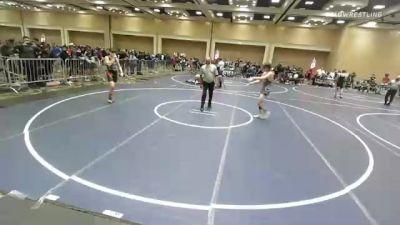 126 lbs Round Of 16 - Joshua Robison, New Mexico Beast vs Michael Parra, Manu Wr Ac