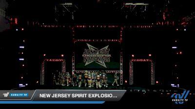 New Jersey Spirit Explosion - Fab 5 [2020 L6 Senior - Small Day 2] 2020 JAMfest Cheer Super Nationals