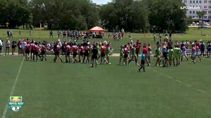 USA South vs. BC Rugby Tropical 7s