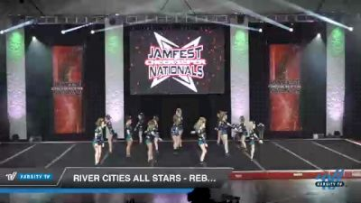 River Cities All Stars - Rebel Royals [2021 L3 Youth - D2 - Small Day 2] 2021 JAMfest Cheer Super Nationals