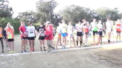 2013 BAXC Men's 8k Race Highlights