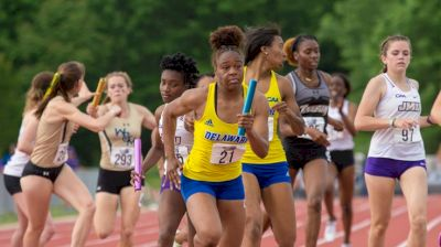Full Replay: CAA Outdoor Championships - Apr 30 (Part 1)