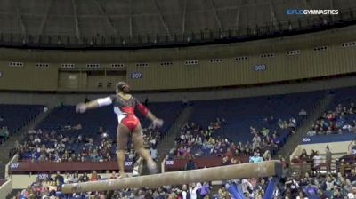 Chelsea Knight - Beam, NC State - Metroplex Challenge (NCAA)