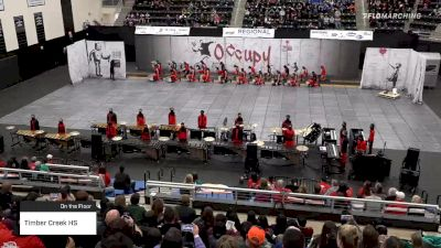 Timber Creek HS at 2020 WGI Perc/Winds Dallas Regional
