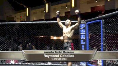 Raymond Ceballos vs. Jamal Pottinger ACC 17 Replay