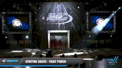 GymTyme South - Fruit Punch [2021 L1 Tiny Day 1] 2021 The U.S. Finals: Louisville