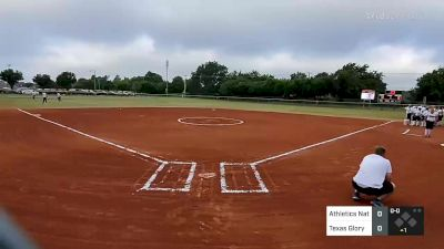Athletics Natl 24 vs. Texas Glory - 2020 Top Club National Championship 14U - Pool Play