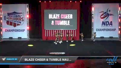 - Blaze Cheer & Tumble Naughty By Nature [2019 Mini 1 Day 1] 2019 NCA North Texas Classic