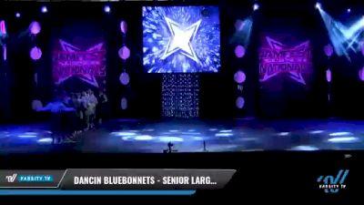 Dancin Bluebonnets - Senior Large Contemporary Coed Lyrical [2021 Senior - Contemporary/Lyrical - Large Day 2] 2021 JAMfest: Dance Super Nationals