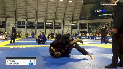 VANNESSA NANCY GRIFFIN vs GABRIELI PESSANHA DE SOUZA MARIN 2019 World Jiu-Jitsu IBJJF Championship