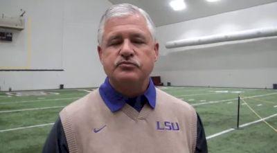 LSU coach Dennis Shaver responds to stripped titles