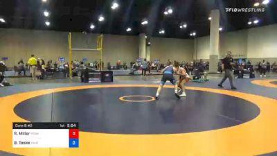 57 kg Consolation - Ryan Miller, Pennsylvania RTC vs Brody Teske, Panther Wrestling Club RTC