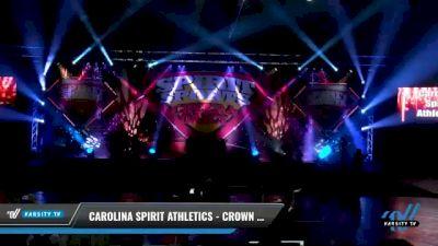 Carolina Spirit Athletics - Crown 5harks [2021 L5 Junior Day 2] 2021 Spirit Sports: Battle at the Beach