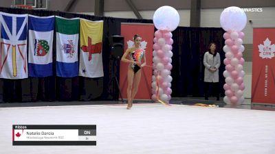 Natalie Garcia - Ribbon, Mississauga Newnorth RGC - 2019 Elite Canada - Rhythmic