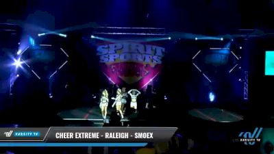 Cheer Extreme - Raleigh - Smoex [2021 L6 Senior Coed - Medium Day 2] 2021 Spirit Sports: Battle at the Beach