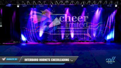 Interboro Hornets Cheerleading - Queen Bees [2021 L3 Perf Rec - 18 and Younger (NON)] 2021 Cheer Ltd Open Championship: Trenton