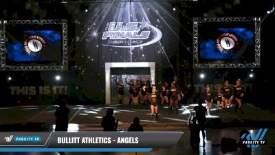 Bullitt Athletics - Angels [2021 L1 Youth - Small Day 1] 2021 The U.S. Finals: Louisville