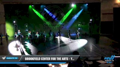 Brookfield Center for the Arts - Youth All Stars [2021 Youth - Pom - Large Day 3] 2021 CSG Dance Nationals