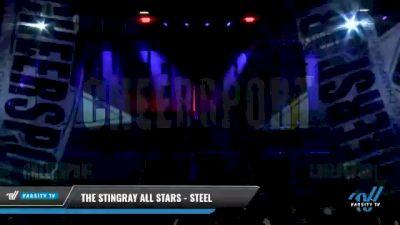 The Stingray Allstars - Marietta - Steel [2021 L6 Senior Coed - Large Day 2] 2021 CHEERSPORT National Cheerleading Championship