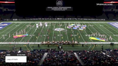 """Leap of Faith """"Colts"""" at 2021 DCI Celebration (High)"""