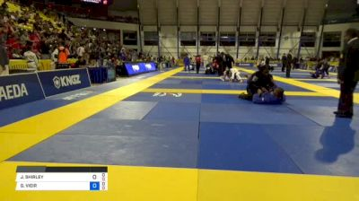 JASON SHIRLEY vs GABRIEL VIEIR 2018 World IBJJF Jiu-Jitsu Championship