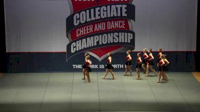 Simpson College [2018 Jazz Division III Prelims] NCA & NDA Collegiate Cheer and Dance Championship