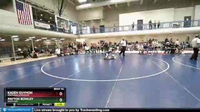 113 lbs Round 1 - Kaden Guymon, Southern Utah Elite vs Payton Rowley, Westlake