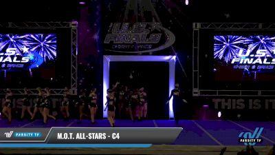 M.O.T. All-Stars - C4 [2021 L4 Senior Coed Day 2] 2021 The U.S. Finals: Ocean City