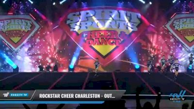Rockstar Cheer Charleston - OutKast [2021 L1 Junior - Small Day 1] 2021 Spirit Sports: Battle at the Beach