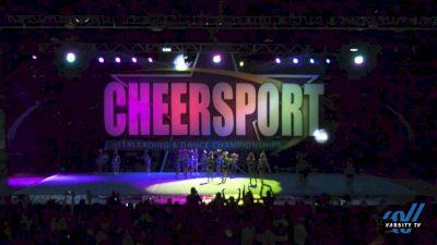 The Stingray All Stars - Peppermint [2020 Mini Medium 1 Day 1] 2020 CHEERSPORT National Cheerleading Championship