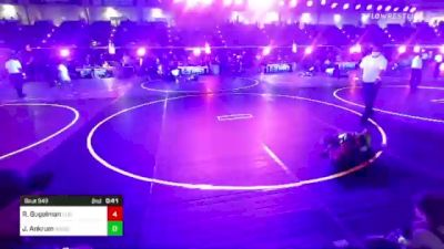 Replay: Mat 9 - 2021 Cosmic Clash (Blacklight Wrestling) | Sep 25 @ 9 AM