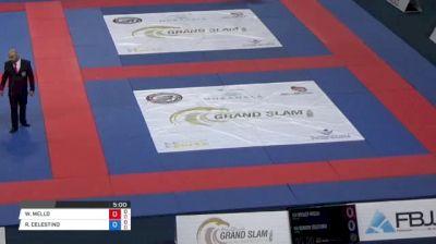WESLEY MELLO vs RENATO CELESTINO Abu Dhabi Grand Slam Rio de Janeiro