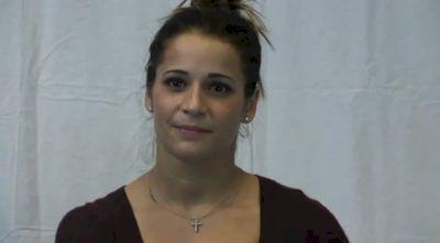 Alicia Sacramone Announces her Retirement