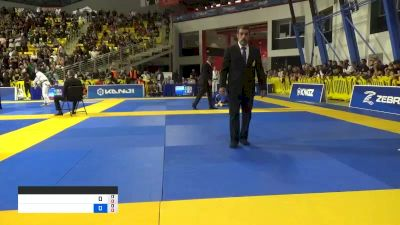 NICOLE SULLIVAN vs GABRIELLE MCCOMB 2019 World Jiu-Jitsu IBJJF Championship