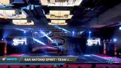 San Antonio Spirit - Team Jade [2021 L3 Senior Coed - D2 Day 2] 2021 ACP Southern National Championship