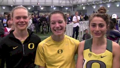 Alexi Pappas, Anna Kesserling and Katie Conlon with two wins at 2013 MPSF Champs
