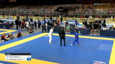 Maria Malyjasiak vs Melissa Cueto , Heavyweight Final, 2021 IBJJF Pan Championship
