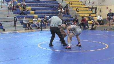 160 S, Jacob Haydock, Brandon, Fl vs Christian Vazquez, Gateway, Fl